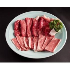 米沢牛焼肉(赤身&カルビ)
