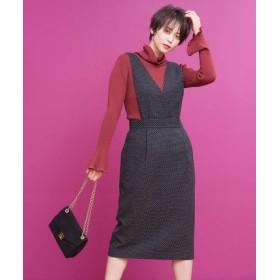 25511b8b0ebb6 (Rouge vif la cle ルージュ・ヴィフ ラクレ)刺子ドビージャンパースカート