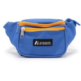 (UNCUT BOUND/アンカットバウンド)EVEREST(エベレスト) ウエストバッグ Signature waist Pack STANDARD/メンズ BLUE