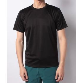 (SPORTS AUTHORITY/販売主:スポーツオーソリティ)スポーツオーソリティ/メンズ/ベーシック半袖Tシャツ/メンズ ブラック