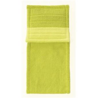 トイレットペーパーホルダーカバー 【グリーン系】 幅約16.5cm 洗える 綿100% 『フレッシュデオ 消臭トイレタリーシリー