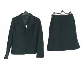 【中古】 アンタイトル UNTITLED スカートセットアップ サイズ42 L レディース 黒
