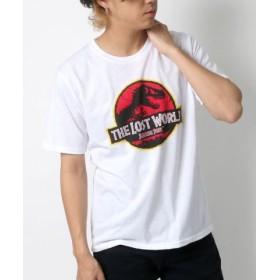 (MARUKAWA/マルカワ)【JURASSIC WORLD】ジュラシックワールド 半袖Tシャツ/メンズ 柄1
