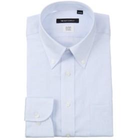 【THE SUIT COMPANY:トップス】【COOL MAX】ボタンダウンカラードレスシャツ グラフチェック 〔EC・BASIC〕