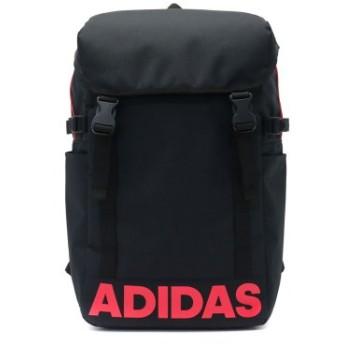 (GALLERIA/ギャレリア)アディダス リュック adidas スクールバッグ リュックサック スクエア 21L 55852/ユニセックス ブラック 送料無料