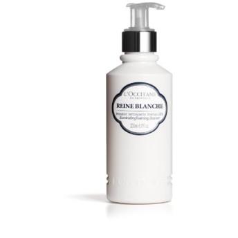 クレンジング 洗顔料 ロクシタン レーヌブランシュ ブライトフォームクレンザー
