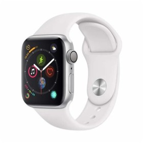 Apple Watch Series 4 GPSモデル 40mm MU642J/A ホワイトスポーツバンド