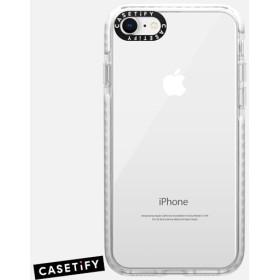 CASETiFY iPhone 8 インパクトケース クリアケース シンプル iphone ケース 薄型 スマホケース 薄い スマホケー