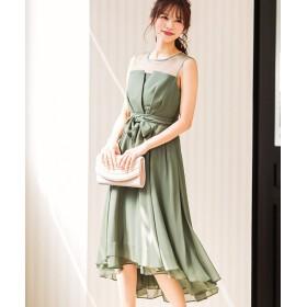 a6b04f735e3ca ドレス - Fashion Letter パーティードレス ドレス ワンピース 結婚式 他と被らない チュール