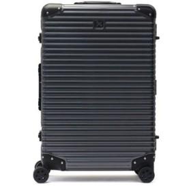(GALLERIA/ギャレリア)ランツォ スーツケース LANZZO キャリーケース NORMAN LIGHT ノーマンライト 65L/ユニセックス グリーン