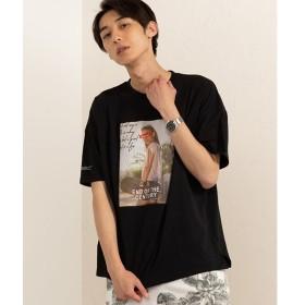 [マルイ]【セール】ガールズフォトエンボスTシャツ/ウィゴー(メンズ)(WEGO)