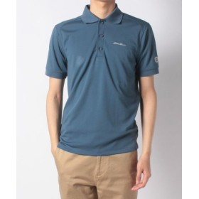 (Eddie Bauer OUTLET/エディー・バウアー・アウトレット)SP SS FLATS POLO/メンズ ブルー