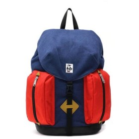 CHUMS チャムス 2Pockets Day Pack Sweat Nylon CH60-2401