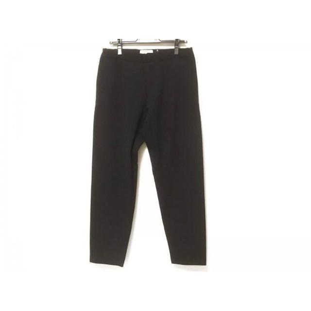 【中古】 ヤエカ/ライクウェア YAECA/LIKE WEAR パンツ サイズS メンズ 美品 黒