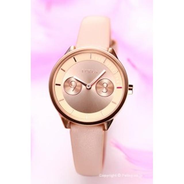 フルラ FURLA 腕時計 レディース Metropolis31 (メトロポリス31) ローズゴールド/ローズレザー R4251102511