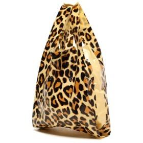 (bPr BEAMS/bPrビームス(雑貨))SALLIES/ディスポーサブル ファッションバッグ/ユニセックス LEOPARD