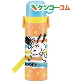 コップ付ステンレスボトル 分解中栓 SKC6 SNOOPY ミュージカル ( 1本 )