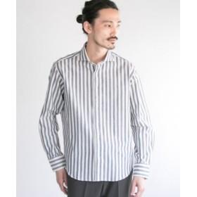 (URBAN RESEARCH/アーバンリサーチ)URBAN RESEARCH Tailor ロンストスペックシャツ/メンズ NAVY 送料無料