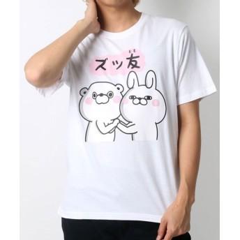 マルカワ ヨッシースタンプ 半袖Tシャツ メンズ 柄3 L 【MARUKAWA】