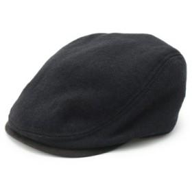 (TAKEO KIKUCHI/タケオキクチ)ローゲージニットハンチング [ メンズ 帽子 ハンチング ニット]/メンズ ブラック(519)