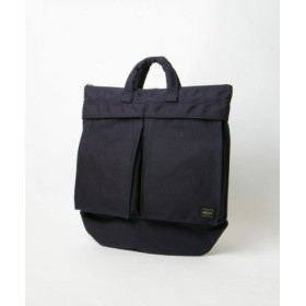 (URBAN RESEARCH/アーバンリサーチ)TRAVEL COUTURE by LOWERCASE ACヘルメットバッグ/メンズ NAVY