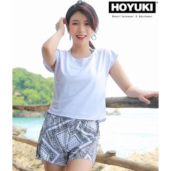 ANAP(アナップ)HOYUKIタンキニビキニ+Tシャツセット