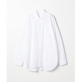(TOMORROWLAND/トゥモローランド)160/2コットンブロード レギュラーカラーシャツ/メンズ 11ホワイト