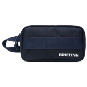 (GALLERIA/ギャレリア)ブリーフィング BRIEFING DOUBLE ZIP POUCH-3 GOLF ポーチ BG1812401/メンズ ネイビー