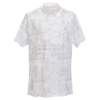 (SPORTS AUTHORITY/販売主:スポーツオーソリティ)ロット/キッズ/ジュニアビッグロゴTシャツ/レディース ホワイト