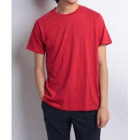 (URBAN RESEARCH OUTLET/アーバンリサーチ アウトレット)【ITEMS】半袖カラーTシャツ/メンズ レッド