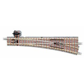 TOMIX Nゲージ 手動合成枕木ポイント N-PR541-15-SY F 鉄道模型用品[1225]