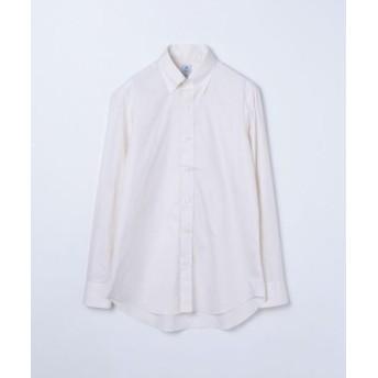 (TOMORROWLAND/トゥモローランド)ERRICO FORMICOLA コットン ボタンダウン ドレスシャツ/メンズ 43ベージュ 送料無料