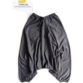 サルエルパンツ - BEAT JIVE スウェットパンツ サルエルパンツ メンズ レディース アラジンパンツ ワイドパンツ イージーパンツ 衣装 ダンス 男女兼用 ウエストフリー