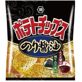 湖池屋 ポテトチップス のり醤油 ( 50g )/ 湖池屋(コイケヤ)