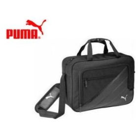 PUMA/プーマ  PMJ072556-1 TEAM Messenger Bag J (BK)
