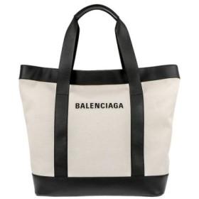 (Import Super Bargain/インポートスーパーバーゲン)BALENCIAGA 374767 トートバッグ/レディース Naturel/noir 送料無料