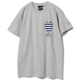 (BEAMS MEN/ビームス メン)【SPECIAL PRICE】BEAMS T/Left My Heart Tee/メンズ GREY