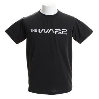 ザ・ワープ・バイ・エネーレ(The Warp By Ennerre) 半袖機能Tシャツ WB31JA31 BLK (Men's)