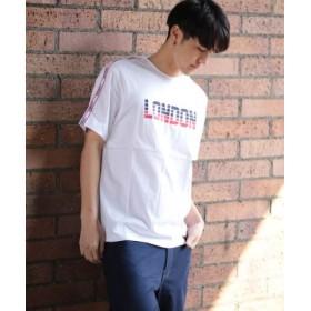 (GIORDANO/ジョルダーノ)[GIORDANO]ブリティッシュグラフィックTシャツ/ユニセックス パターン7