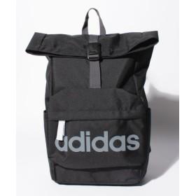 (ACE/エース)【adidas】フラップ式リュックサック/レディース ブラック 送料無料
