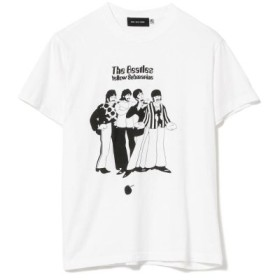 (BEAMS WOMEN/ビームス ウィメン)GOOD SPEED/Beatles Yellow Submarine Tシャツ/レディース WHITE