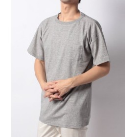(URBAN RESEARCH OUTLET/アーバンリサーチ アウトレット)【WAREHOUSE】T/CポケットTEE/メンズ グレー
