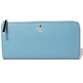 (LANVIN en Bleu(BAG)/ランバンオンブルー(バッグ))リュクサンブールカラー Lファスナー長財布/レディース ブルー