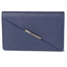 (agnes b. Voyage/アニエスベー ボヤージュ)FH10-06 カードケース/メンズ ブルー系