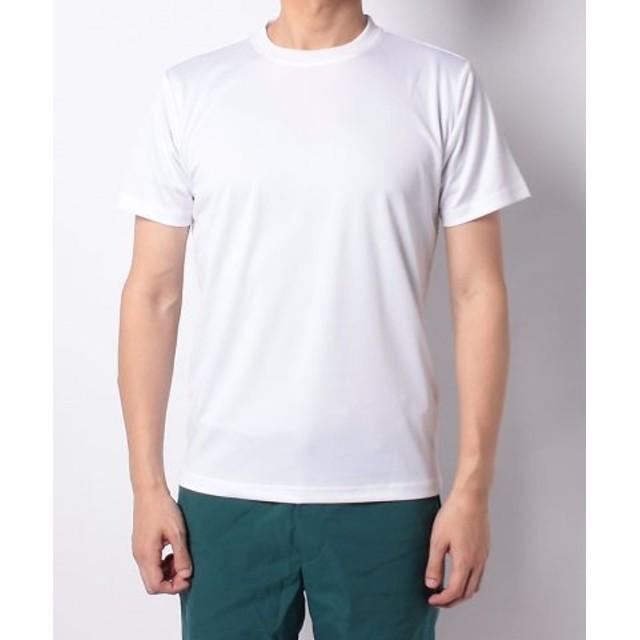 (SPORTS AUTHORITY/販売主:スポーツオーソリティ)スポーツオーソリティ/メンズ/ベーシック半袖Tシャツ/メンズ ホワイト
