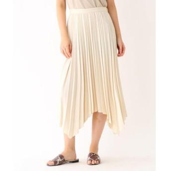 DRESSTERIOR / ドレステリア イレギュラーヘムプリーツスカート