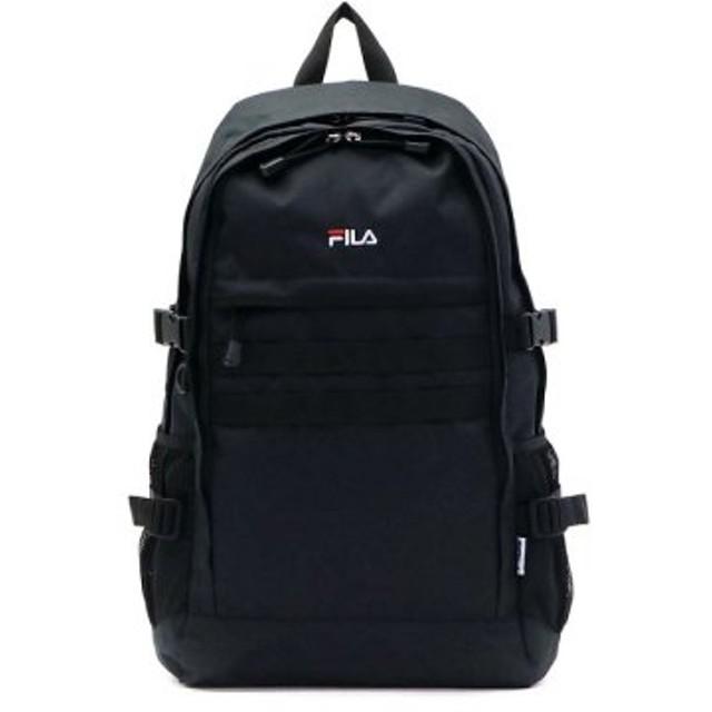 (GALLERIA/ギャレリア)フィラ FILA リュック 中学生 高校生 通学用 通学リュック 7220/ユニセックス ブラック