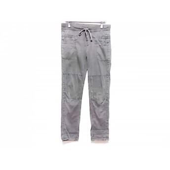 【中古】 ジェームスパース JAMES PERSE パンツ サイズ0 XS レディース グレー
