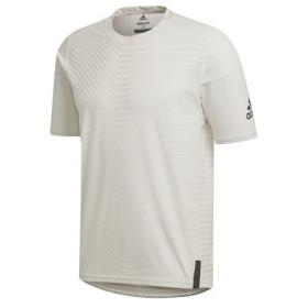 アディダス(adidas) M4T STRONG Premium ストレッチウーブン幾何学グラフィックTシャツ FSG00-DU1159 (Men's)