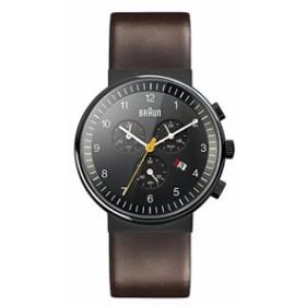 全国送料無料 ブラウン Braun Men's BN0035BKBRG Classic Chronograph Analog Display Japa